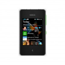Nokia Asha 500 - Bright Green (ярко зеленый)
