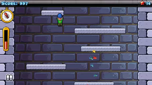 icy tower game for nokia 2730