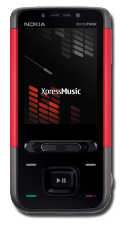 Nokia 5610 Xpress Music