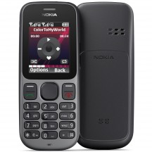 Nokia 101 Phantom Black (черный)