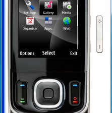 Эмулятор Nokia S40 6th Edition SDK