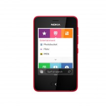 Nokia Asha 501 Dual SIM - Bright Red (красный)