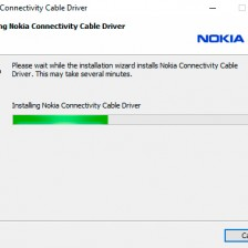 Nokia Connectivity Cable Driver's